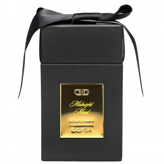 DOFTA Black & Gold Midnight Mood Extrait de Parfum