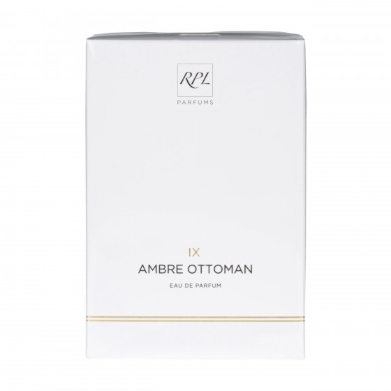 RPL PARFUMS IX Ambre Ottoman EDP for Men & Women