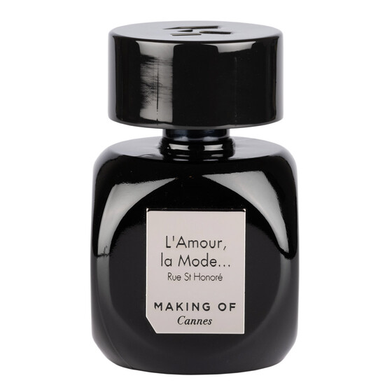Making Of Lamour La Mode Eau de Parfum for Men & Women